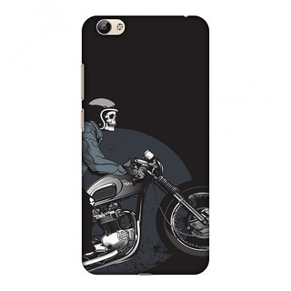 Vivo Y66 Designer Case Love for Motorcycles 2 for Vivo Y66