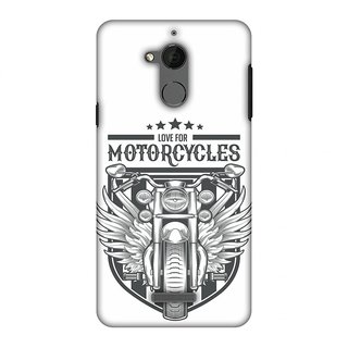 Coolpad Note 5 Designer Case Love for Motorcycles 3 for Coolpad Note 5