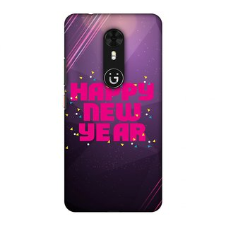 Gionee A1 Designer Case Happy New Year for Gionee A1