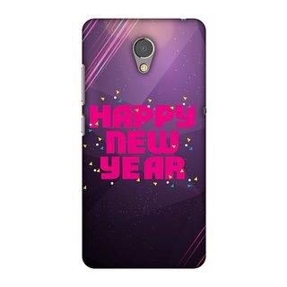 Lenovo P2 Designer Case Happy New Year for Lenovo P2