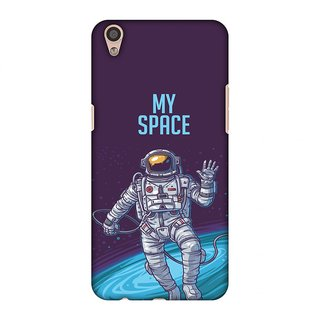 Oppo F1 Plus Designer Case I Need My Space for Oppo F1 Plus