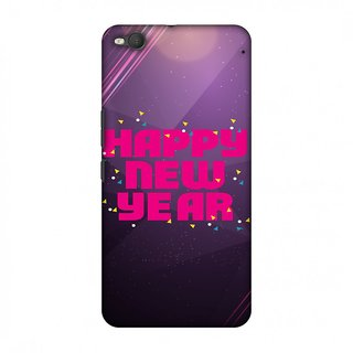 HTC One X9 Designer Case Happy New Year for HTC One X9