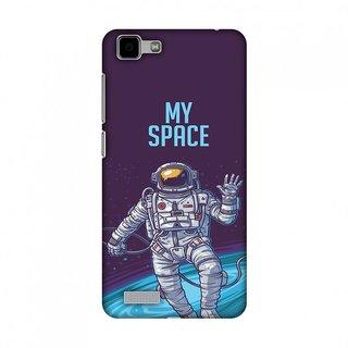 Vivo Y27 Designer Case I Need My Space for Vivo Y27