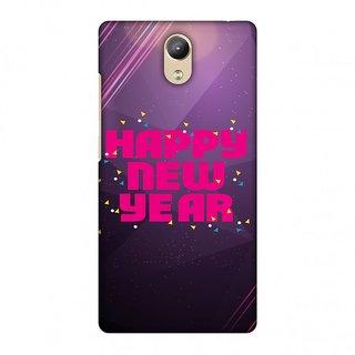 Lenovo Phab 2 Designer Case Happy New Year for Lenovo Phab 2