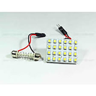 love4ride 24 SMD LED Car Interior Ceiling Reading Light Plug-n-Use Circuit