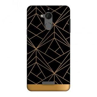 Coolpad Note 5 Designer Case Golden Elegance 2 for Coolpad Note 5
