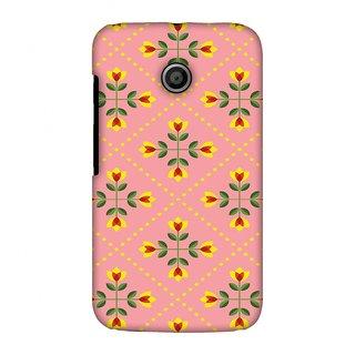 Motorola Moto E XT1022 Designer Case Pretty Flowers 1 for Motorola Moto E XT1022