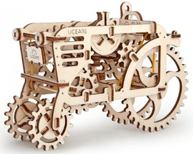 Ugears Tractor 3D Mechanical Puzzle