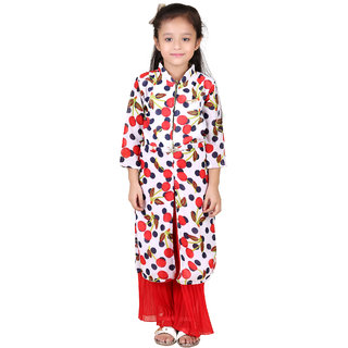 Crazeis Beautiful Party Wear Dress For Girl'S