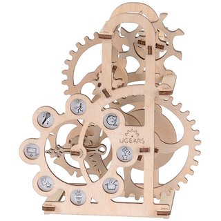 Ugears Dynamometer 3D Mechanical Puzzle