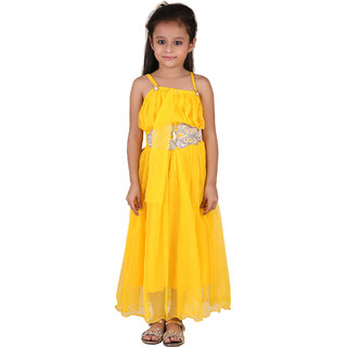 Qeboo Beautiful Party Wear Dress For GirlS