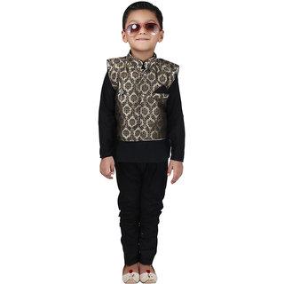 Crazeis Boy'S Ethnic Set