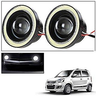 Car Fog Lamp Angel Eye DRL Led Light For Maruti Suzuki WagonR
