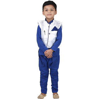 Crazeis Boy'S Ethnic Set