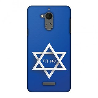 Coolpad Note 5 Designer Case Star Of David for Coolpad Note 5