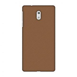 Nokia 3 Designer Case Butterum Texture for Nokia 3