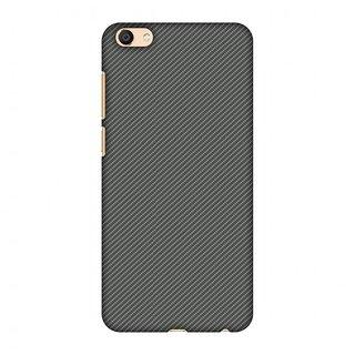 Vivo X7 Designer Case Neutral Grey Texture for Vivo X7