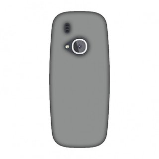 Nokia 3310 Designer Case Neutral Grey for Nokia 3310