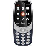 Nokia 3310 Dual Sim, 2MP Camera (Dark Blue)