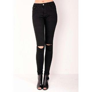 Rock Hudson Women's Black Jeans