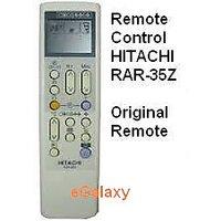 Air Conditioner Remote Control - HITACHI -RAR-35Z
