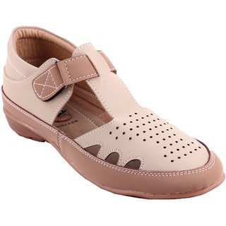 Swansind - Women's Beige Sandal
