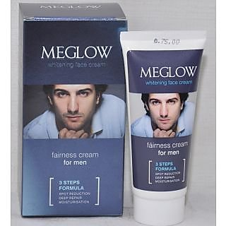 Meglow Whitening Men's Face Cream