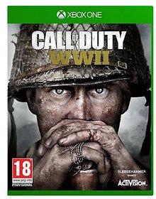 Call of Duty World War 2 - Xbox One COD