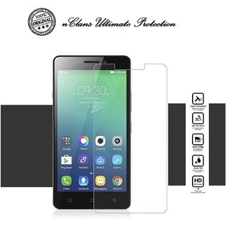 nClans-Lenovo A 7700 Premium Tempered Glass