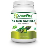 Slim Capsule 500 Mg (60 Pure Veg Capsules) For Weight L - 132837483