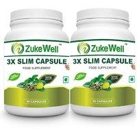 Slim Capsule 500 Mg (60 Pure Veg Capsules) For Weight L - 132837537