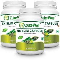 Slim Capsule 500 Mg (60 Pure Veg Capsules) For Weight L
