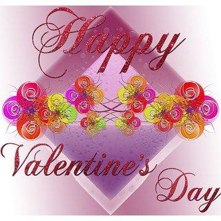 Valentine poster small (12x13 inch)