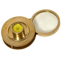 Real Brass Round Shape Golden Magnifying Glass
