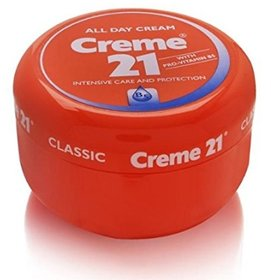 IMPORTED CREME 21 CLASSIC CREAM-250 ML (COMBO PACK OF 2)-MADE IN GERMANY