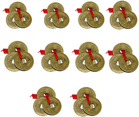 Original Feng shui coins of 10 set of Lucky Coine
