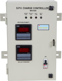 KIN-TECH 96V/30A PWM SOLAR CHARGE CONTROLLER