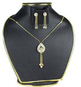 spero golden Necklace Set Combo For Women