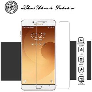 nClans - Samsung C9 Pro premium Tempered glass