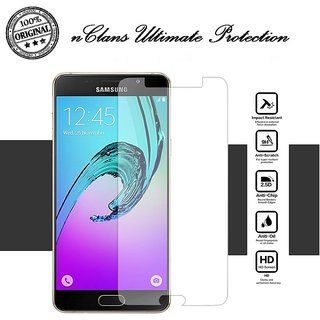 nClans - Samsung A5 2017 premium Tempered glass
