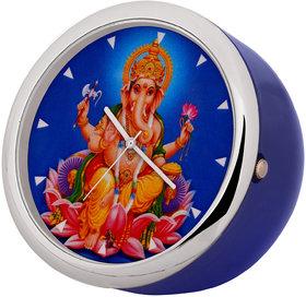 Evelyn Analog Table Clock  Car Dashboard Time Clock Quartz Watch Size 45mm EVT-14