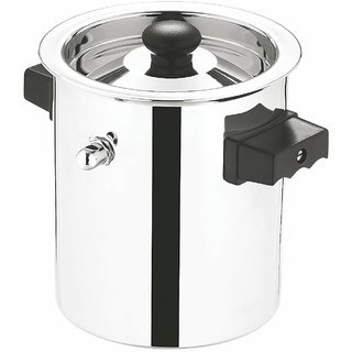 Meet Stainless Steel Milk Cooker / Boiler , 1.5 Litres