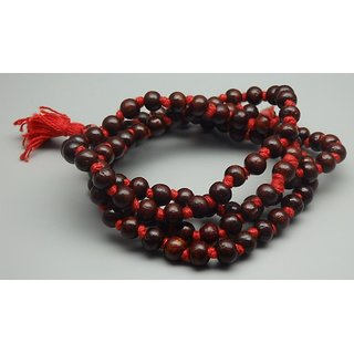 Original Chandan /Sandalwood Mala For Pooja Japa