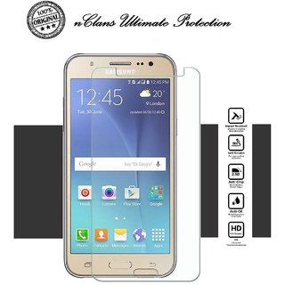 nClans - Samsung Galaxy J5 premium Tempered glass