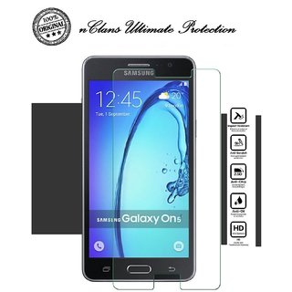 nClans - Samsung Galaxy On5 premium Tempered glass