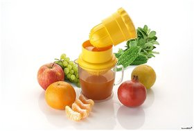 Magikware 2 In 1 Small Juicer Ideal For Pulpy Fruits