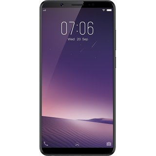 Vivo V7+ 64GB Matte Black Mobile