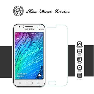 nClans - Samsung J1 premium Tempered glass