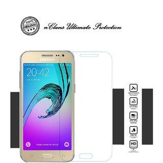 nClans - Samsung J2 premium Tempered glass