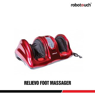 Robotouch Relievo Leg Foot Massager And Calf Massager Machine